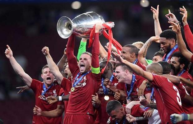 Liverpool nhận được bao nhiêu tiền nếu vô địch Ngoại hạng Anh năm 2020?