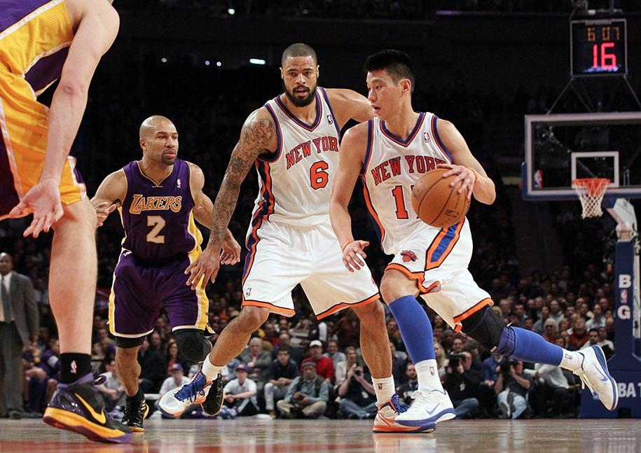 Nhìn lại cái kết của Linsanity tại New York: Jeremy Lin rất tốt nhưng Carmelo Anthony rất tiếc