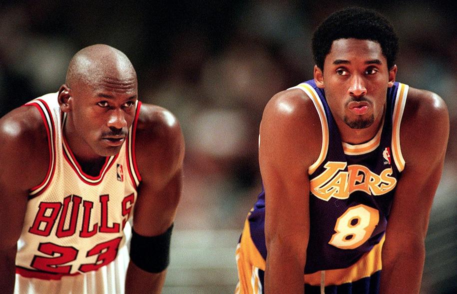 Chào Mr.Jordan và câu chuyện về Kobe Bryant hồi trẻ đã làm gì để Be Like Mike