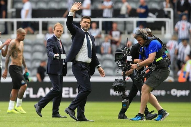 Nếu gia nhập Newcastle, lương của HLV Pochettino là bao nhiêu sau khi tính ra tiền Việt?