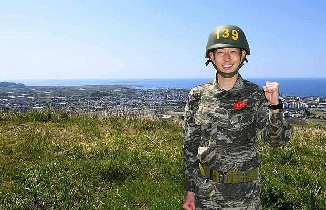 Son Heung-min bắn 10 phát trúng 10 tại khóa huấn luyện quân sự bắt buộc