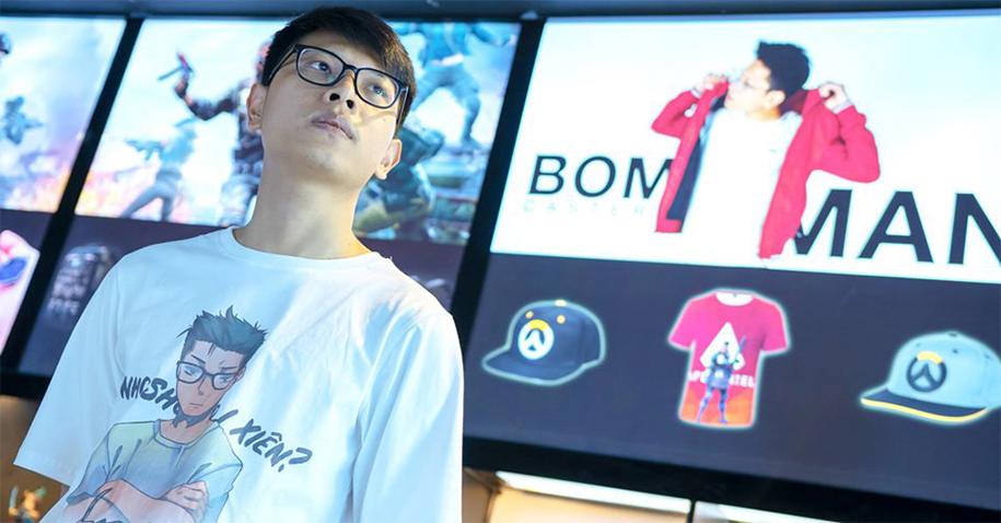 Cặp đôi Bomman và Minh Nghi là ai mà khiến cộng đồng game phát sốt