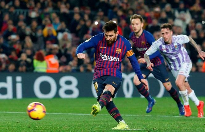 Cả Messi và Ronaldo đều không có tỷ lệ sút phạt đền tốt nhất