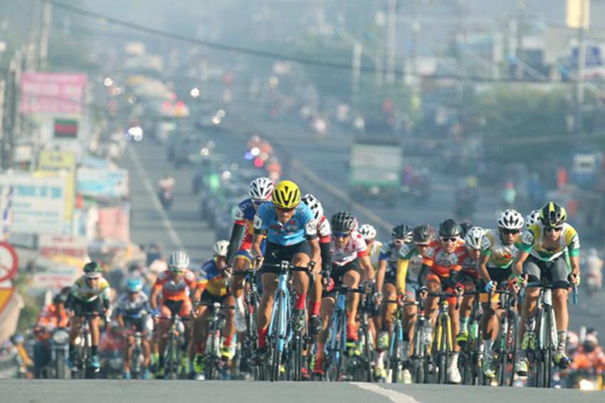 Lịch trình cuộc đua xe đạp cúp truyền hình TPHCM 2020