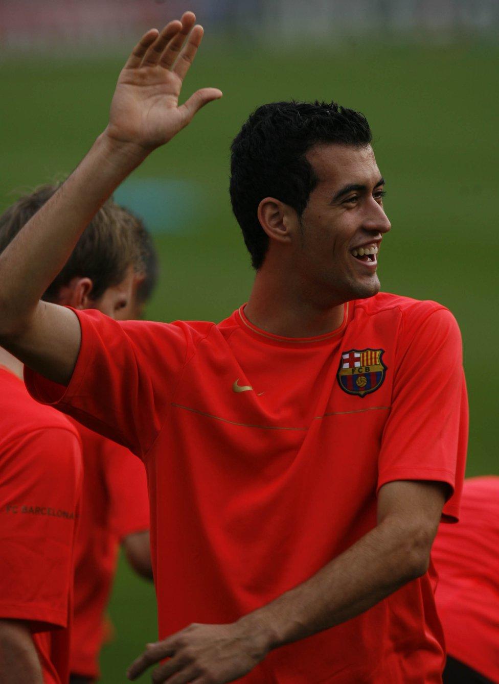 Chùm ảnh: Các ngôi sao Barca trông như thế nào khi bắt đầu sự nghiệp?