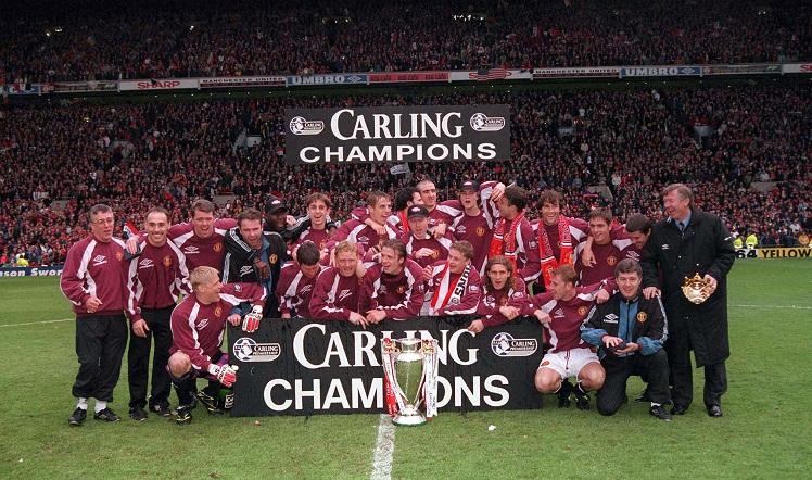 Xếp hạng 13 chức vô địch của MU dưới thời Sir Alex Ferguson