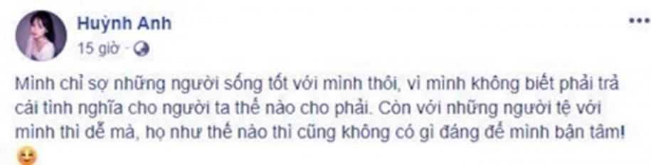 Đăng status nhẹ nhàng sâu lắng, bạn gái tin đồn Quang Hải đốn tim NHM