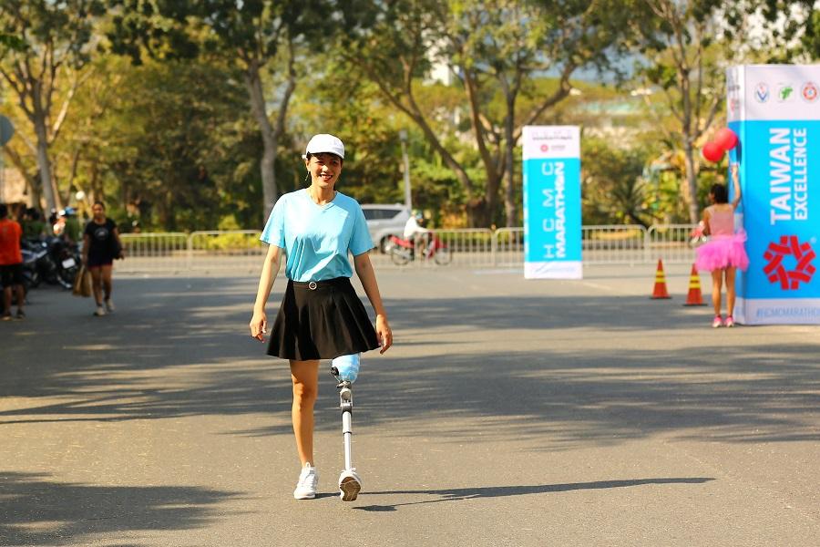 Những khung hình tuyệt đẹp tại HCMC Marathon 2020