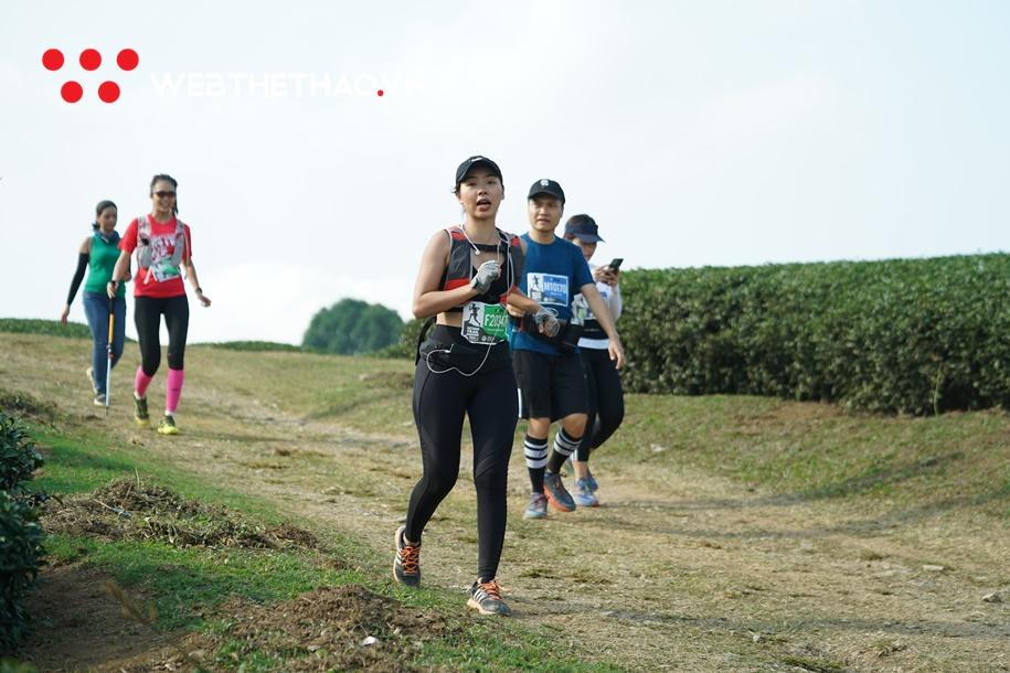 Xinh đẹp, chạy trail - Những bóng hồng làm rung động con tim các nam nhân