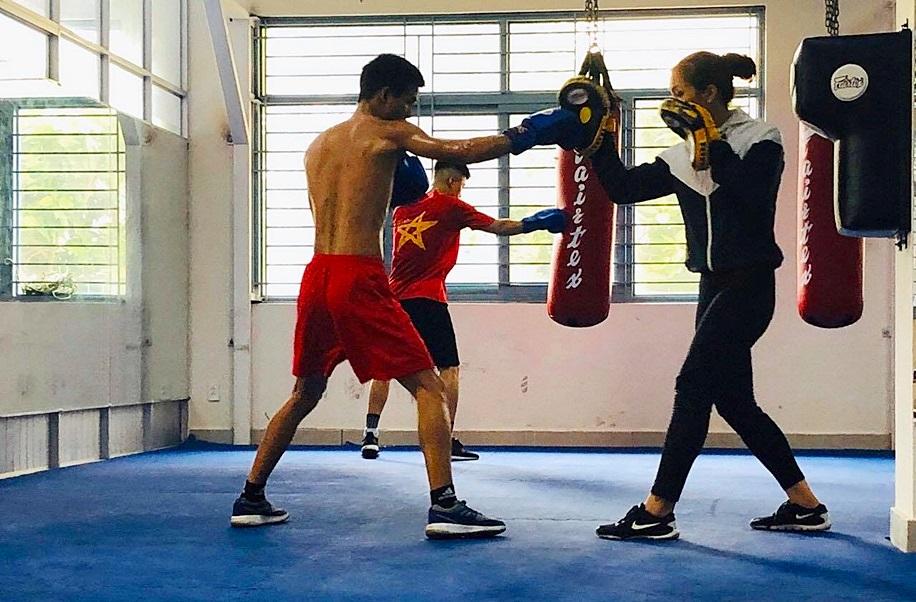 HLV Boxing độc nhất vô nhị Đinh Phương Thanh và những chuyện chưa bao giờ kể