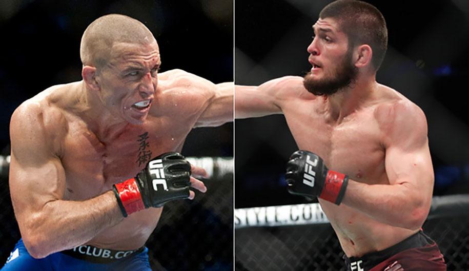Quản lý của Khabib chỉ ra 3 bước để Georges St Pierre được đấu ĐKVĐ hạng nhẹ UFC