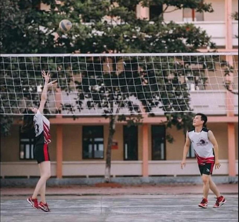 """Những hình ảnh tuyệt đẹp của bóng chuyền phong trào có lượng """"like"""" khủng"""
