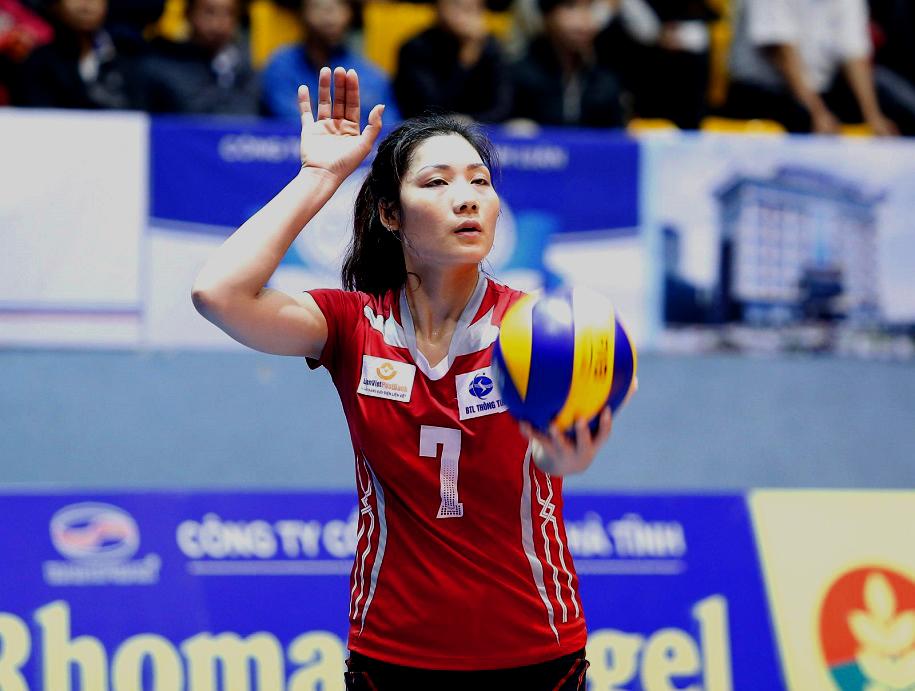 Nữ trung tá - Hoa khôi Phạm Thị Yến, 35 tuổi vẫn dành trọn tình yêu cho bóng chuyền