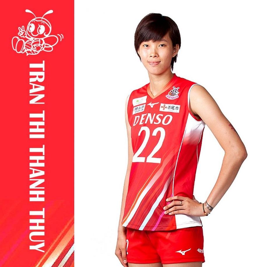 Vẫn chưa xác định tương lai của Trần Thị Thanh Thúy trong mùa bóng 2020