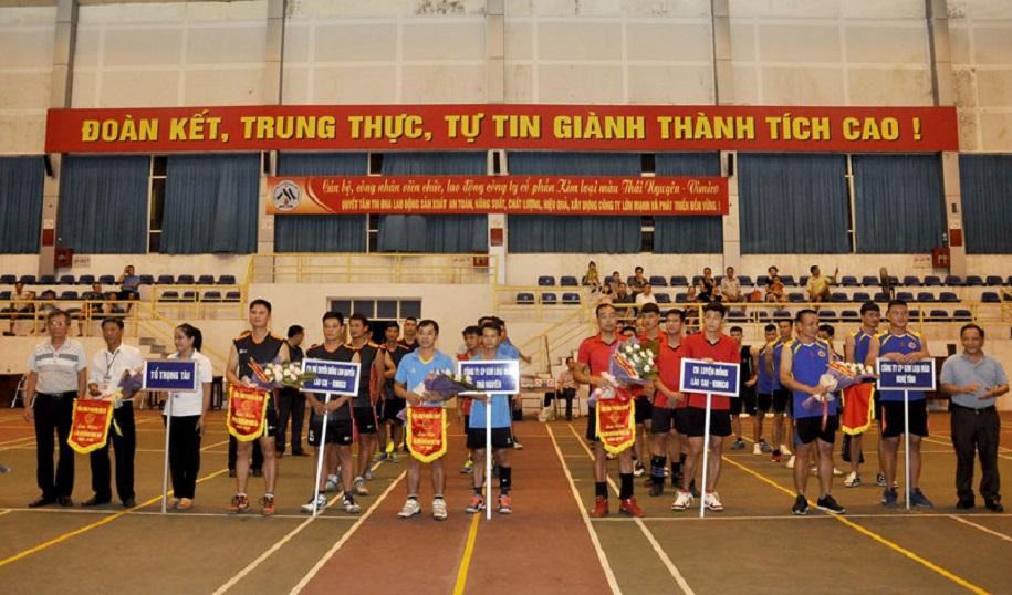 Bóng chuyền phong trào TKV, điểm sáng của thể thao ngành Than