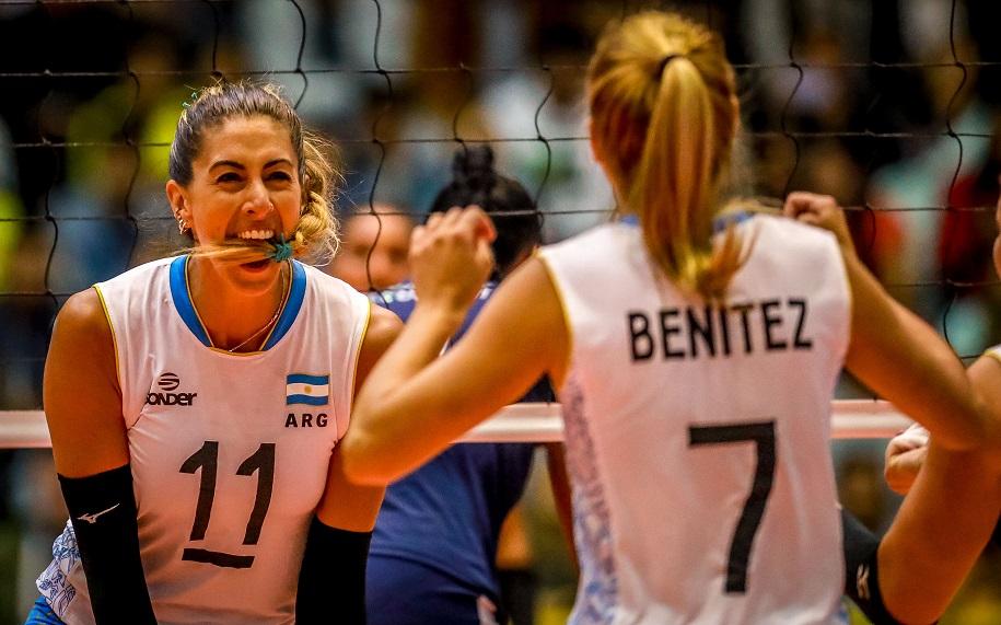 Hernan Ferraro tự tin đưa bóng chuyền nữ Argentina bước lên tầm cao mới