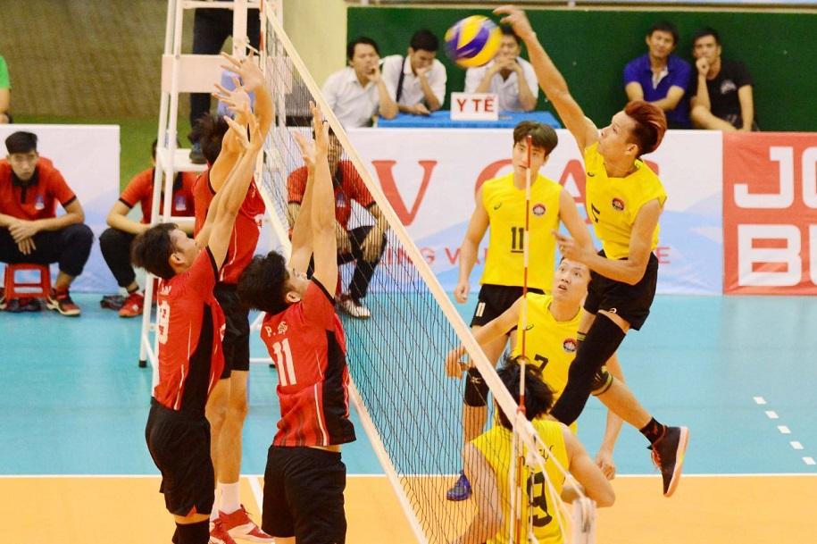 Điểm danh những Soái ca của bóng chuyền Việt Nam