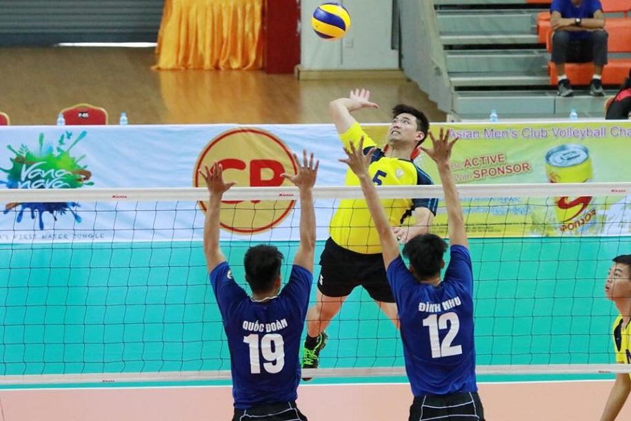 Cái đen của Sanest Khánh Hòa tại giải bóng chuyền VĐQG