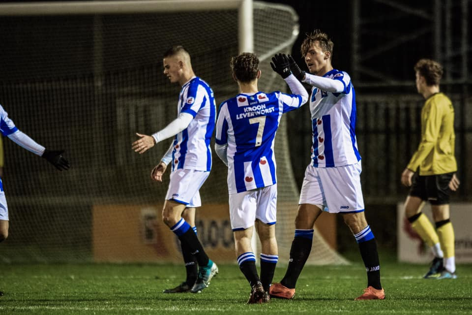Văn Hậu cùng đồng đội thắng trận thứ 3 liên tiếp tại Reserve League