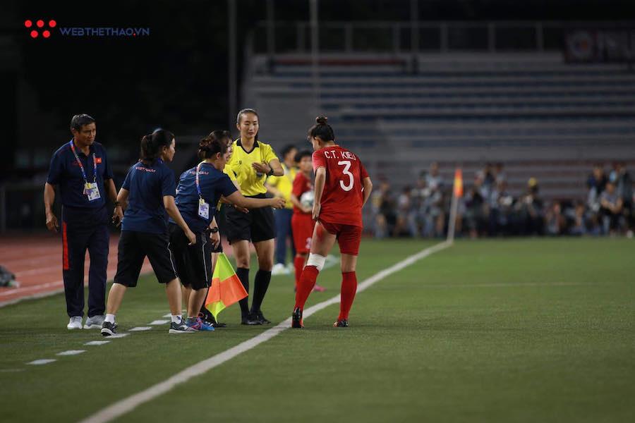 Danh sách ĐT nữ Việt Nam thi đấu play-off Olympic 2020: Chương Thị Kiều trở lại