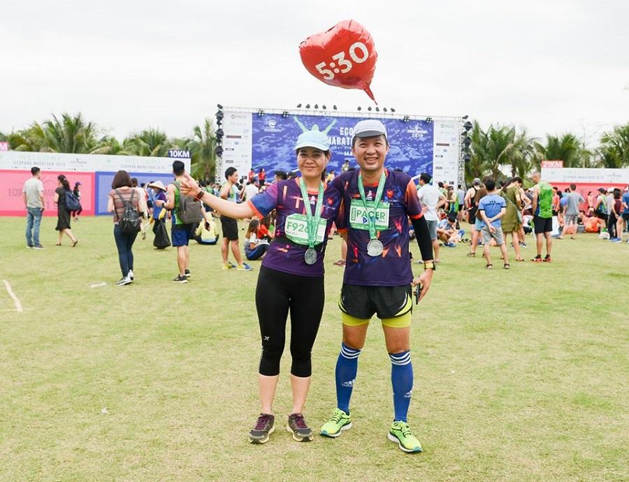 Ngày lễ tình yêu: Ngắm nhìn những cặp đôi runner trên khắp Việt Nam