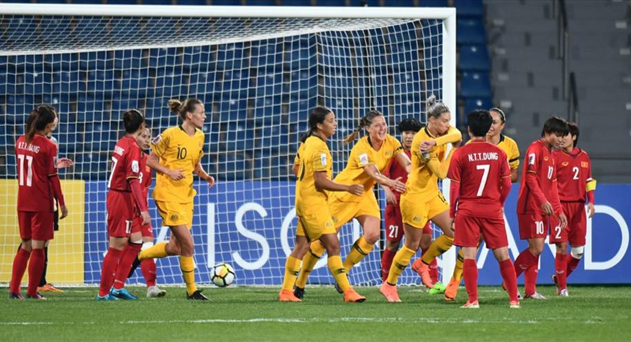 Các tuyển thủ ĐT nữ Việt Nam nói gì về đối thủ Australia?