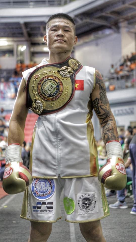 Trương Đình Hoàng bảo vệ thành công đai vô địch WBA Asia tại Philippines