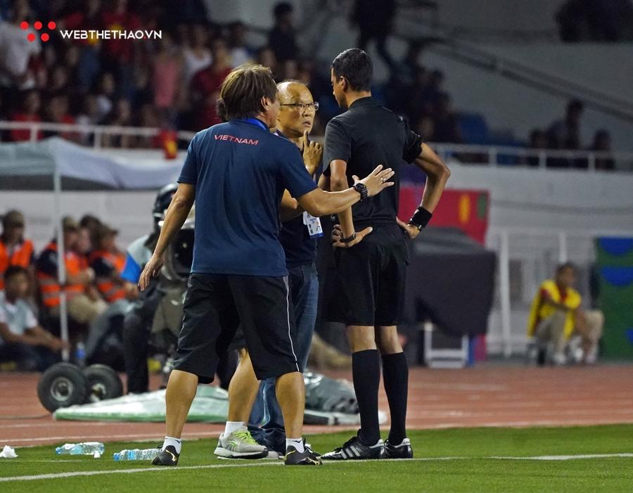 Báo Indonesia nói gì về án phạt 4 trận của HLV Park Hang-seo?