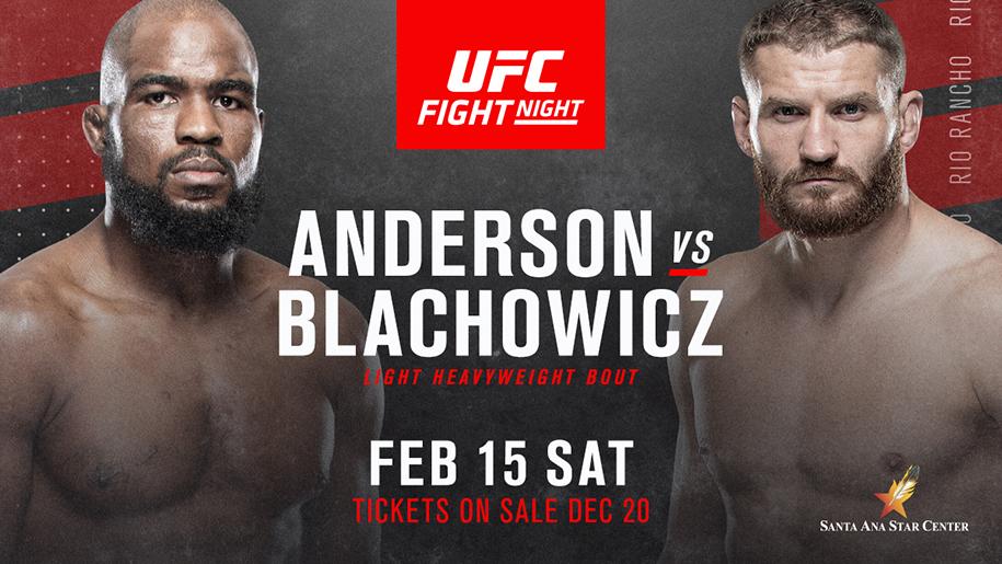 """Corey Anderson: """"UFC 247 là minh chứng Jon Jones có thể bị đánh bại"""""""