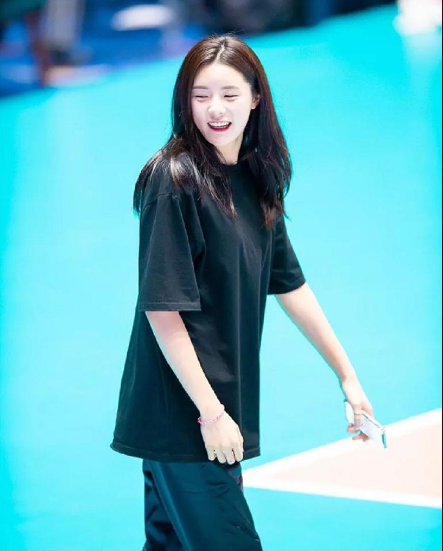 Lee Da Yeong: Hoa khôi bóng chuyền xinh đẹp nhất thế giới?