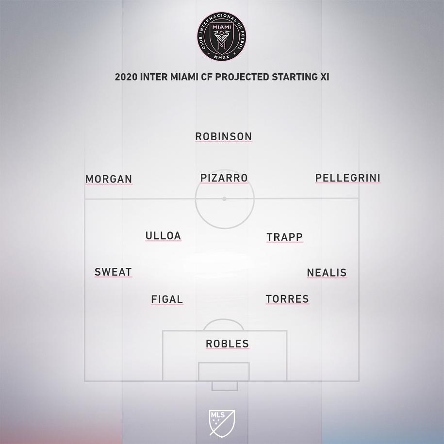 MLSsoccer loại Lee Nguyễn khỏi đội hình tối ưu của Inter Miami