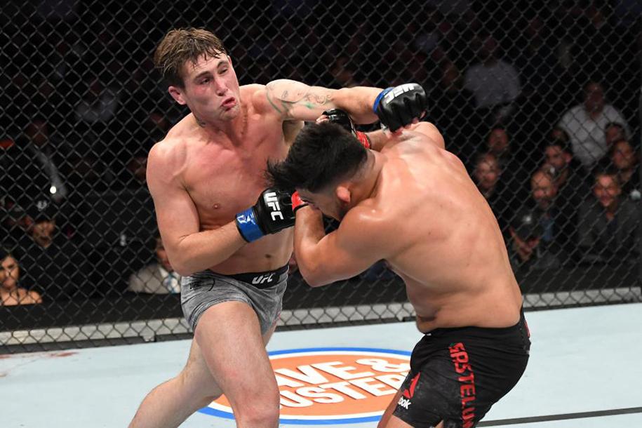 Darren Till muốn được dự bị cho trận Adesanya vs. Romero tại UFC 248