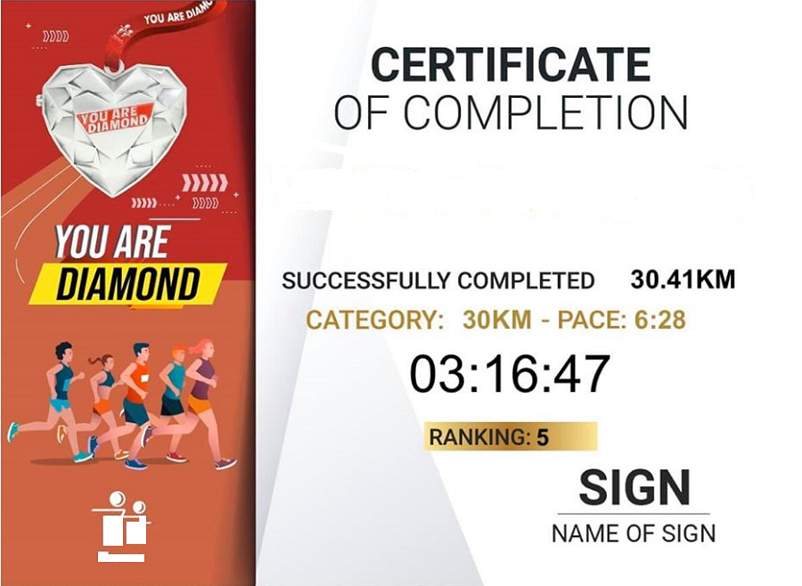 Giải chạy bị hoãn do dịch Covid-19, runner đua nhau chạy ảo kiếm medal