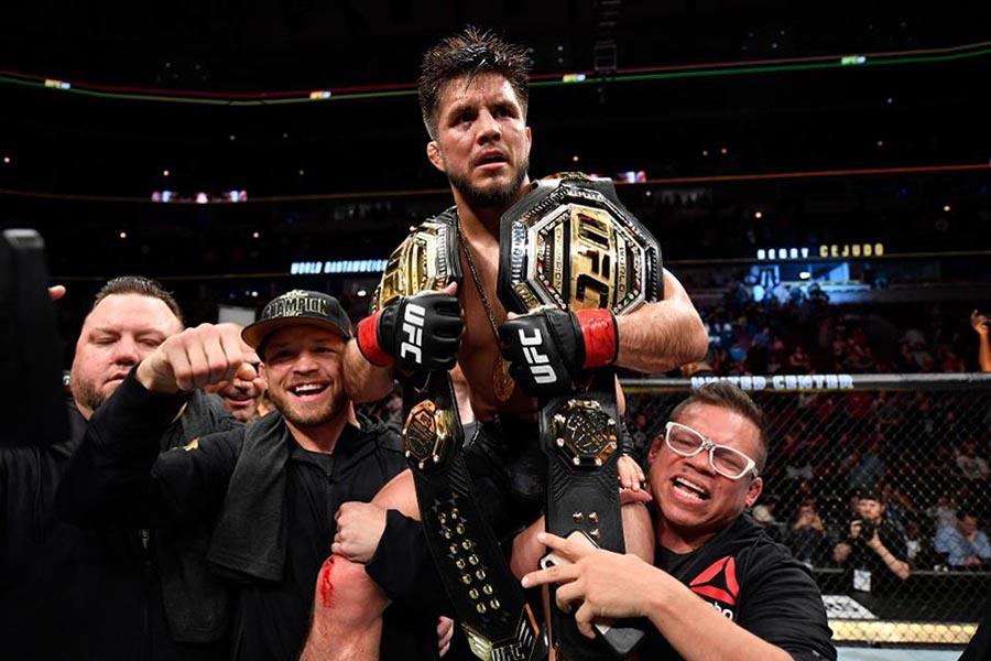 """Hạng cân """"tí hon"""" Flyweight UFC sẽ tìm ra vị vua mới cuối tuần này"""