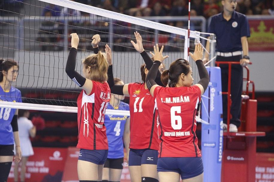Chuyền hai Trần Hoàng Kim chia tay đội bóng đất mỏ