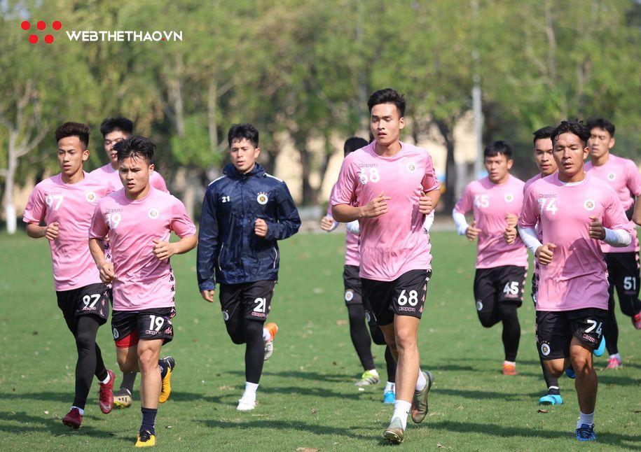 Hà Nội FC: Ứng viên hàng đầu cho chức vô địch V.League 2020
