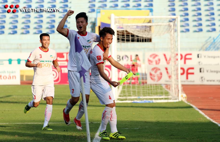 Viettel FC - Quyết hồi sinh thương hiệu Thể Công