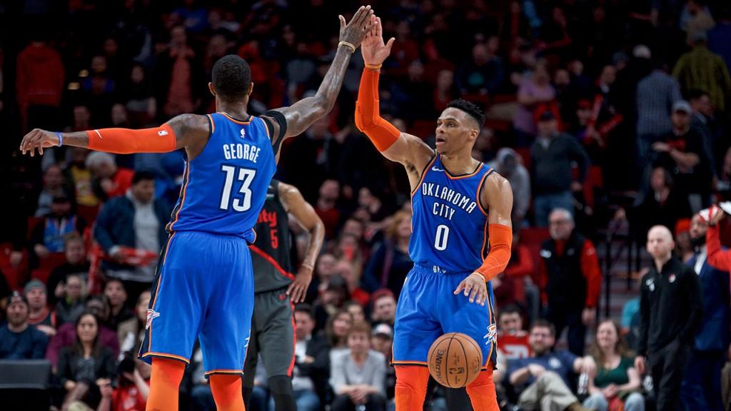 Russell Westbrook bị Kevin Durant bóc phốt là một người không ai muốn chơi cùng