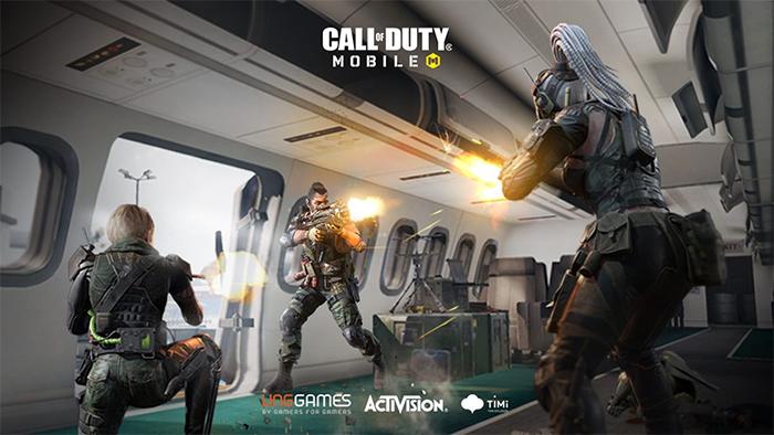 Tải bản Mod Call Of Duty Moblie v1
