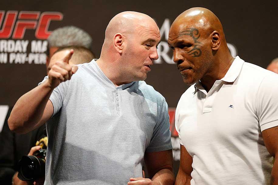 Dana White thỉnh cầu Mike Tyson: Làm ơn đừng tái xuất