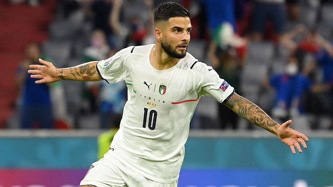 Insigne với 2 phút tạo nên tuyệt tác cho Italia trước Bỉ