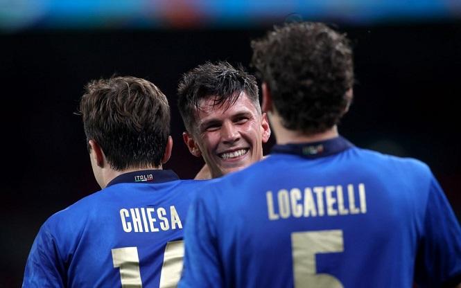 Các cầu thủ dự bị Italia đóng góp lớn thế nào tại EURO 2021?