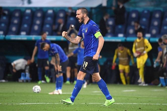 Italia chính thức phá kỷ lục giữ sạch lưới tồn tại 47 năm