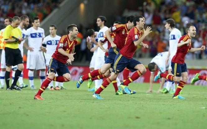 Italia nên coi chừng đá phạt đền với Tây Ban Nha ở bán kết EURO 2021