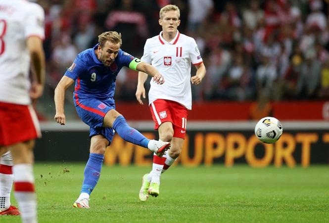Harry Kane kéo dài chuỗi ghi bàn cho tuyển Anh ở vòng loại World Cup