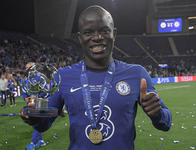 Kante và 2 cầu thủ Chelsea được chấm điểm tuyệt đối trước Man City