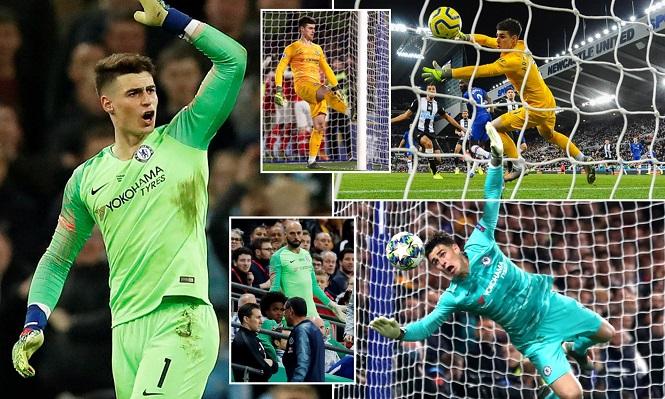"""Chelsea và MU trả giá """"chát"""" cho mỗi pha cứu thua của thủ môn"""