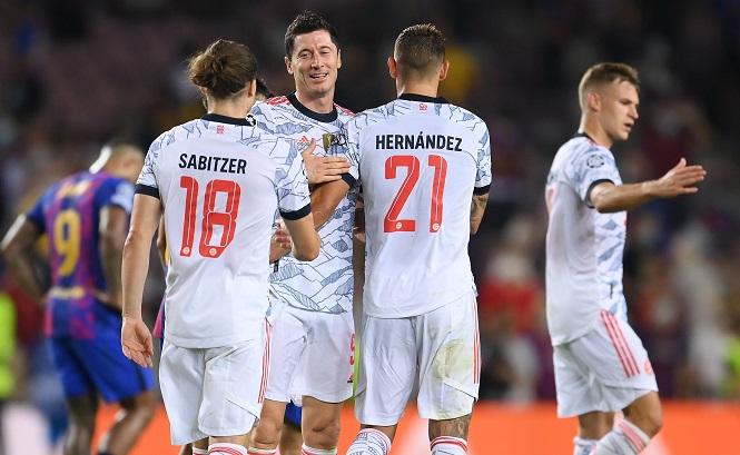 Lewandowski vượt trội Ronaldo ở Champions League trong 3 năm qua