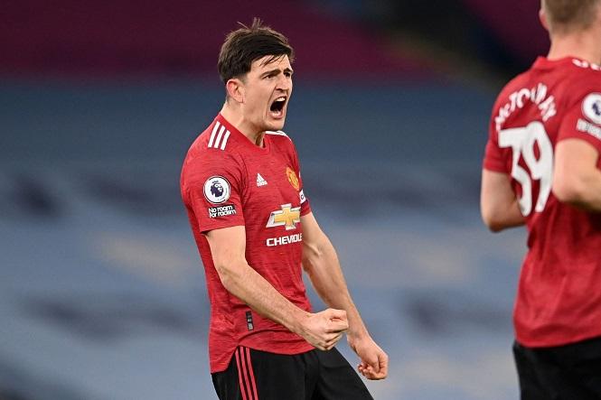 Maguire lại mắng đồng đội trong trận MU thắng West Ham