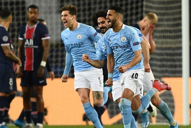 10 thống kê đặc biệt trong trận PSG vs Man City ở Champions League